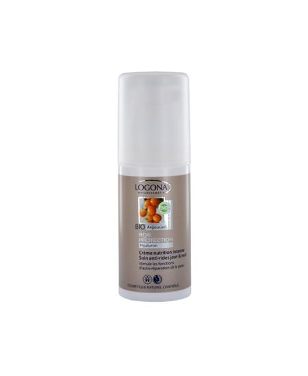Logona - Age Protection Crème nutrition intense jour et nuit - 30 ml