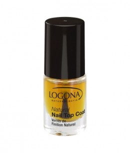 Logona - Top coat naturel - 4 ml