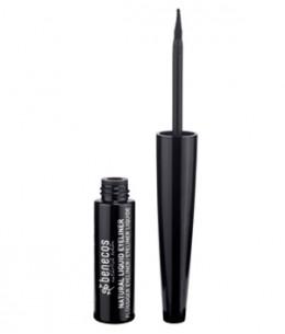 Benecos - Eye Liner noir - 3 ml
