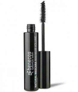 Benecos - Mascara maxi volume noir intense deep black - 8 ml