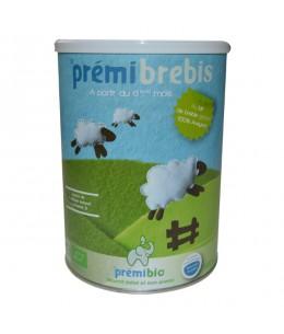 Prémibio - Lait PrémiBrebis bio 2ème âge de 6 à 12 mois - 900 gr