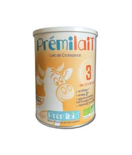Prémilait - Lait de croissance au Bifidus 12 mois à 36 mois - 400 gr