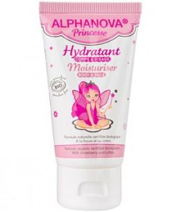 Alphanova - Hydratant Fraise Coton Aloe Vera - 50 ml