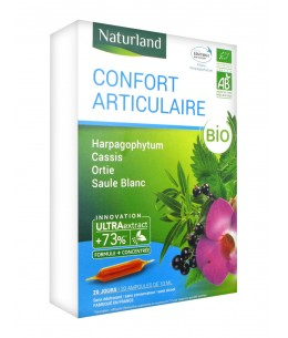 Naturland - Extrait Fluide - Harpagophytum - Bio Commerce Equitable