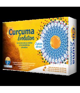 Fenioux - Curcuma Evolution - 60 gélules
