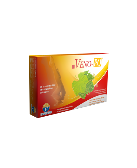 Fenioux - Veno PO - 60 gélules