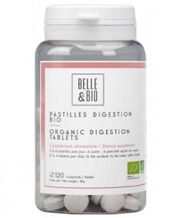 Belle et Bio - Pastilles Digestion aux Huiles essentielles - 100 Pastilles
