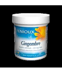 Fenioux - Gingembre - 200 gélules