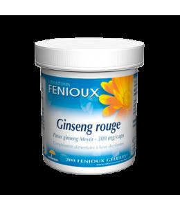 Fenioux - Ginseng Rouge - 200 gélules