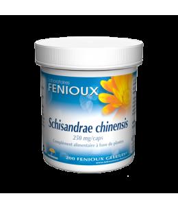 Fenioux - Schisandrae Chinensis - 200 gélules
