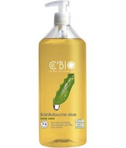 C'bio - Bain et douche Aloé Véra - 500 ml