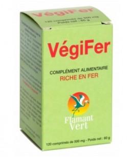 Flamant Vert - Vegifer - 120 comprimés