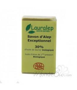 Lauralep - Savon d'Alep Exceptionnel 30% huile de Laurier - 150 gr