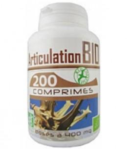 GPH Diffusion - Articulation bio 500mg - 200 comprimés