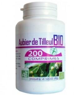 GPH Diffusion - Aubier de Tilleul bio 400mg - 200 comprimés