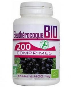 GPH Diffusion - Eleuthérocoque bio  - 200 comprimés