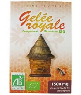 GPH Diffusion - Gelée Royale bio - 20 ampoules