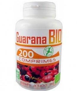 GPH Diffusion - Guarana bio - 200 comprimés