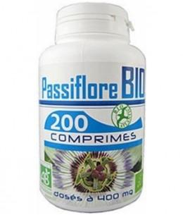 GPH Diffusion - Passiflore bio - 200 comprimés