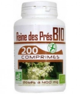GPH Diffusion - Reine des Prés Bio - 200 comprimés