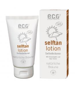 Eco Cosmetics - Autobronzant Grenade et Baies de Goji - 75 ml