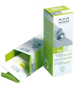 Eco Cosmetics - Crème de jour Grenade et Papaye - 50 ml