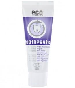Eco Cosmetics - Dentifrice fraîcheur et soin à la Nigelle - 075 ml