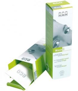 Eco Cosmetics - Gel lavant douceur Thé vert et Feuilles de Vigne - 125 ml