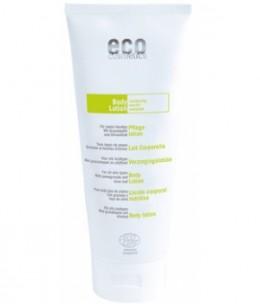 Eco Cosmetics - Lait corporel onctueux Grenade et Feuilles d'Olivier - 200 ml