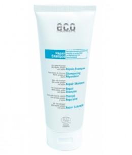 Eco Cosmetics - Shampoing réparateur Huile de Jojoba Ginkgo et Myrte - 200 ml
