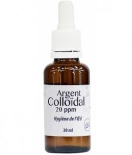 Dr.Theiss - Argent colloïdal hygiène de l'oeil compte goutte 20ppm - 30 ml