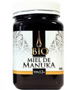 Dr.Theiss - Miel de Manuka Bio TPA 12+ - 500 gr