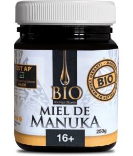 Dr.Theiss - Miel de Manuka Bio TPA 16+ - 250 gr