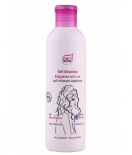 Bio Seasons - Gel douceur hygiène intime Extrait de Passiflore et Eau de Bleuet - 250 ml
