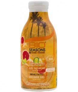 Bio Seasons - Gel douche Agrumes - 300 ml