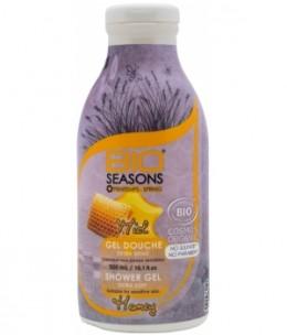 Bio Seasons - Gel douche Miel - 300 ml