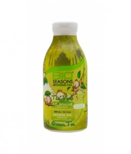 Bio Seasons - Gel douche Thé vert - 300 ml