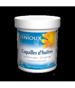 Fenioux - Coquilles d'Huîtres - 200 gélules