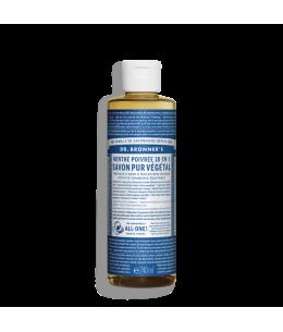 Dr Bronners - Savon liquide à la Menthe Poivrée - 240 ml