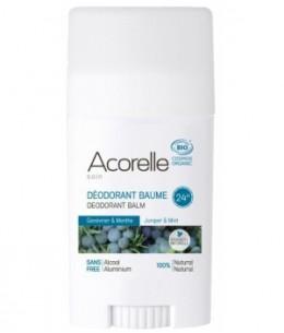 Acorelle - Déodorant Baume Genévrier Menthe - 40 gr