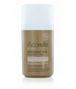 Acorelle - Déodorant soin minimiseur de repousse Alun Aloe Vera Truffe noire - 50 ml