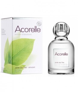 Acorelle - Eau de parfum Jardin des thés - 50 ml