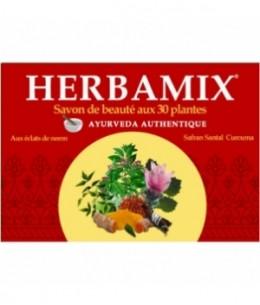 Kerala Nature - Savon ayurvédique Herbamix 30 plantes - 125 gr