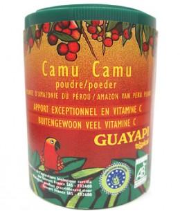 Guayapi - Camu Camu poudre de vitamine C- 50 gr