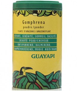 Guayapi - Gomphrena La plante de l'homme moderne 130 gélules