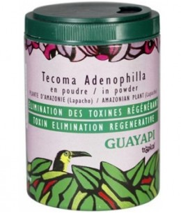 Guayapi - Lapacho Técoma Adenophilla 80 gélules