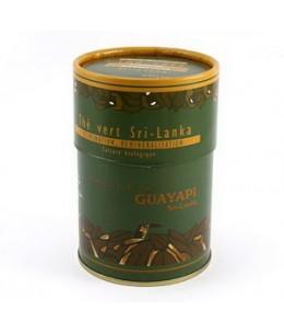 Guayapi - Thé vert Sri Lanka biologique - boite 100 gr