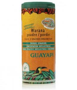 Guayapi - Warana guarana des terres d'origines - poudre 500 gr