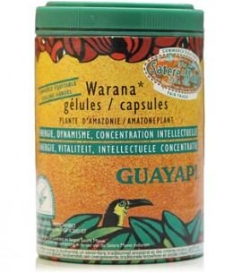 Guayapi - Warana Satéré Mawé plante d'Amazonie 100 gélules 'La plante énergisante