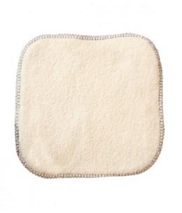 Lulu Nature - La débarbouillette 100% coton biologique - 20X20cm